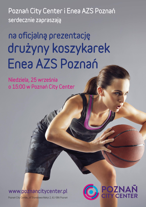 AZS Poznań - prezentacja drużyny 2016