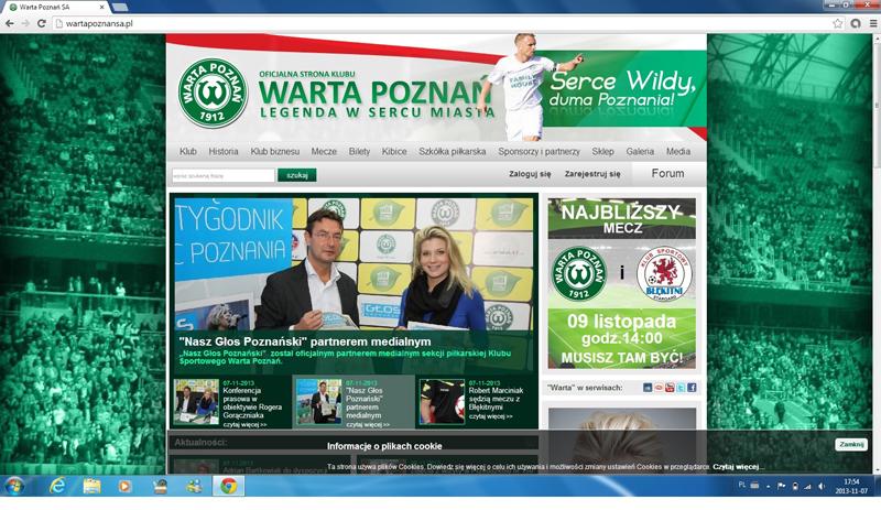 Warta - Nasz Głos Poznański - www.wartapoznansa
