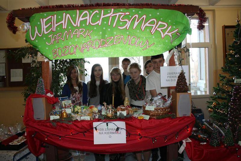 Weihnachtsmarkt W.Weihnachtsmarkt W Poznańskiej Dąbrówce Nasz Głos Poznański