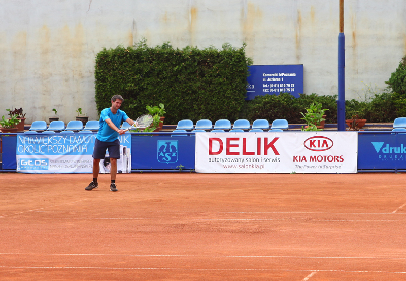 Amatorskie Mistrzostwa w tenisie