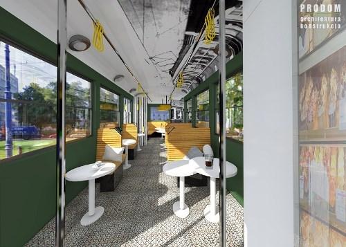 kawiarenka tramwajowa