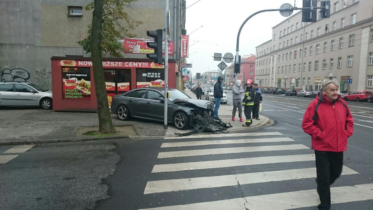 wypadek Poznań 1